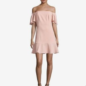 // Vince Camuto off the shoulder dress //